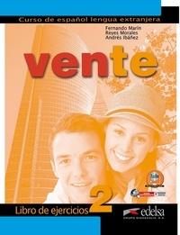 Fernando Marin - Vente - Libro de ejercicios 2.