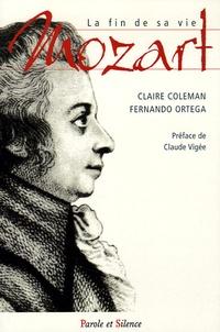 Fernando Ortega et Claire Coleman - Mozart - La fin de sa vie.