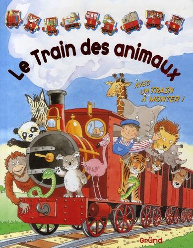 Fernleigh Books - Le Train des animaux - Avec un train à monter !.