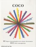 Ferran Adrià et Mario Batali - Coco - 10 Figures internationales de la cuisine sélectionnent - 100 Chefs contemporains.