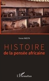 Ferran Iniesta - Histoire de la pensée africaine.
