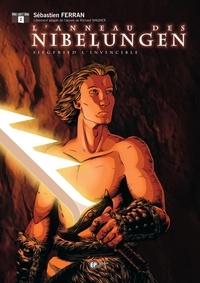 Ferran - L'Anneau des Nibelungen Tome 2 : Siegfried l'invincible.