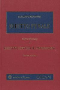 Ferrando Mantovani - Diritto penale - Parte speciale volume 2, Delitti contro il patrimonio.