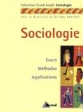 Ferreol - Sociologie - Cours, méthodes, applications.
