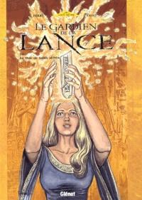 Ferry et  Ersel - Le Gardien de la Lance Tome 3 : Le Don de Salâh al-Din.