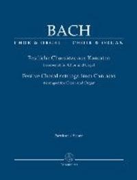 Festliche Chorsätze aus Kantaten - Bearbeitet für Chor und Orgel.