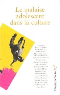 Fethi Benslama et Michel Cresta - Le malaise adolescent dans la culture.