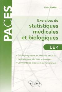 Histoiresdenlire.be Exercices de statistiques médicales et biologiques - UE4 Image