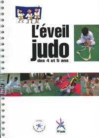 FF judo - L'éveil judo des 4 et 5 ans.