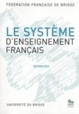 FFB - Le système d'enseignement français.
