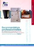 FFB - Recommandations professionnelles pour l'application de la norme NF EN 1992-1-1.