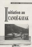 FFCK - Initiation au canoë-kayak.