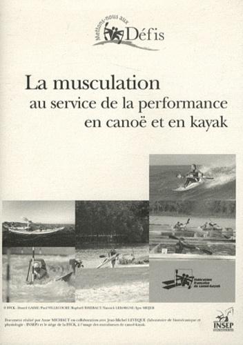 FFCK - La musculation au service de la performance en canoë et en kayak.