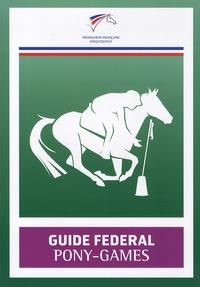 FFE - Guide fédéral Pony-Games.