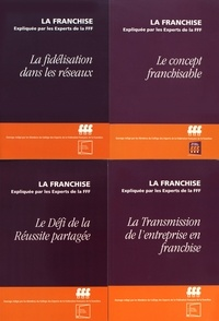 FFF - La franchise expliquée par les Experts de la FFF - 4 volumes.