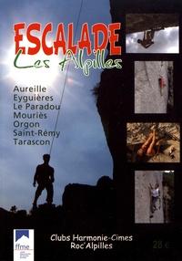 Escalade Les Alpilles - Aureille, Eyguières, Le Paradou, Mouriès, Orgon, Saint-Rémy, Tarascon.pdf