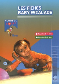 FFME - Les Fiches Baby Escalade.