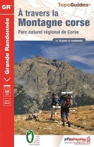 A travers la montagne corse - GR 20.pdf