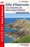 FFRandonnée - Côte d'Emeraude - Les chemins du Mont-Saint-Michel.