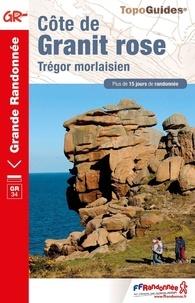 FFRandonnée - Côte de Granit rose - Trégor morlaisien. Plus de 15 jours de randonnée.