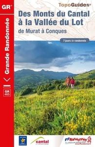 Des Monts du Cantal à la Vallée du Lot - De Murat à Conques.pdf