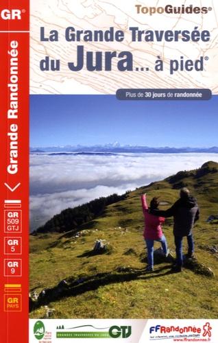 Calendrier Rando Jura 2020.La Grande Traversee Du Jura A Pied
