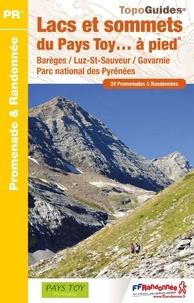 Lacs et sommets du Pays Toy... à pied- 24 promenades & randonnées -  FFRandonnée pdf epub