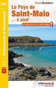 Le pays de Saint-Malo à pied -  FFRandonnée pdf epub