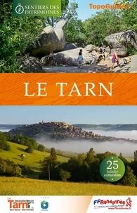 FFRandonnée - Le Tarn - 25 ballades culturelles.