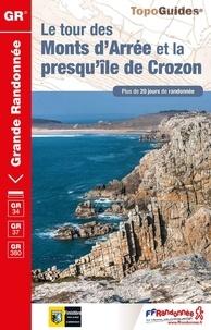 FFRandonnée - Le tour des Monts d'Arrée et la presqu'île de Crozon.