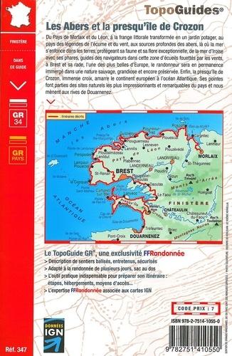 Les Abers et la presqu'île de Crozon. De Morlaix à Douarnenez. Plus de 30 jours de randonnée 6e édition