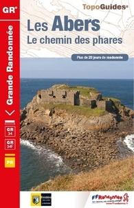 FFRandonnée - Les Abers - Le chemin des phares, de Morlaix à Brest et au Faou.