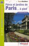 FFRandonnée - Parcs et jardins de Paris à pied.