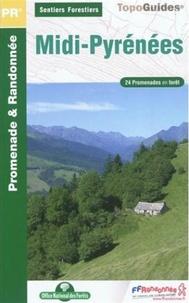Birrascarampola.it Sentiers Forestiers en Midi-Pyrénées à pied - 24 promenades & randonnées Image