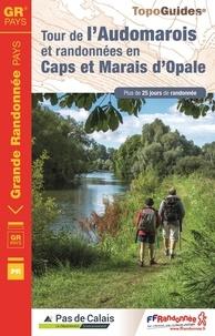 FFRandonnée - Tour de l'Audomarois et randonnées en caps et marais d'Opale - Plus de 25 jours de randonnée.