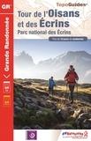 FFRandonnée - Tour de l'Oisan et des Ecrins - Parc national des Ecrins.