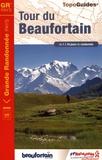 FFRandonnée - Tour du Beaufortain.