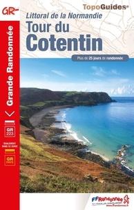 FFRandonnée - Tour du Cotentin - Littoral de la Normandie. Plus de 25 jours de randonnée.