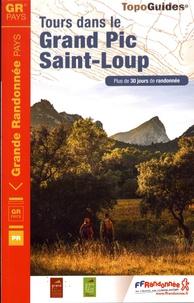 FFRandonnée - Tours dans le Grand Pic Saint-Loup - Plus de 30 jours de randonnée.