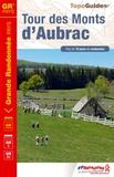 FFRandonnée - Tours des Monts d'Aubrac.