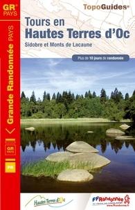FFRandonnée - Tours en Hautes Terres d'Oc - Sidobre et Monts de Lacaune. Plus de 10 jours de randonnée.