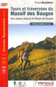 FFRandonnée - Tours et traversée du Massif des Bauges - Parc naturel régional du Massif des Bauges.