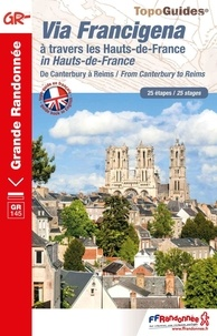 FFRandonnée - Via Francigena à travers les Hauts-de-France - De Canterbury à Reims.