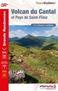 FFRandonnée - Volcan du Cantal et Pays de Saint-Flour.