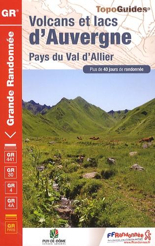 Tous Les Lacs D Auvergne