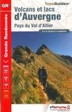 FFRandonnée - Volcans et lacs d'Auvergne - Pays du Val d'Allier.