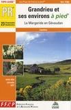 FFRP - Grandrieu et ses environs à pied - La Margeride en Gévaudan.