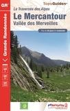 FFRP - Le Mercantour, vallée des Merveilles - Plus de 20 jours de randonnée.