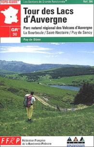 FFRP - Tour des Lacs d'Auvergne.