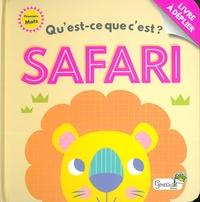 Fhiona Galloway - Qu'est-ce que c'est ? Safari.